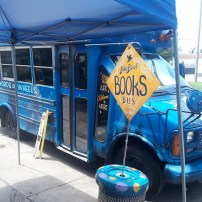 bluebird book bus