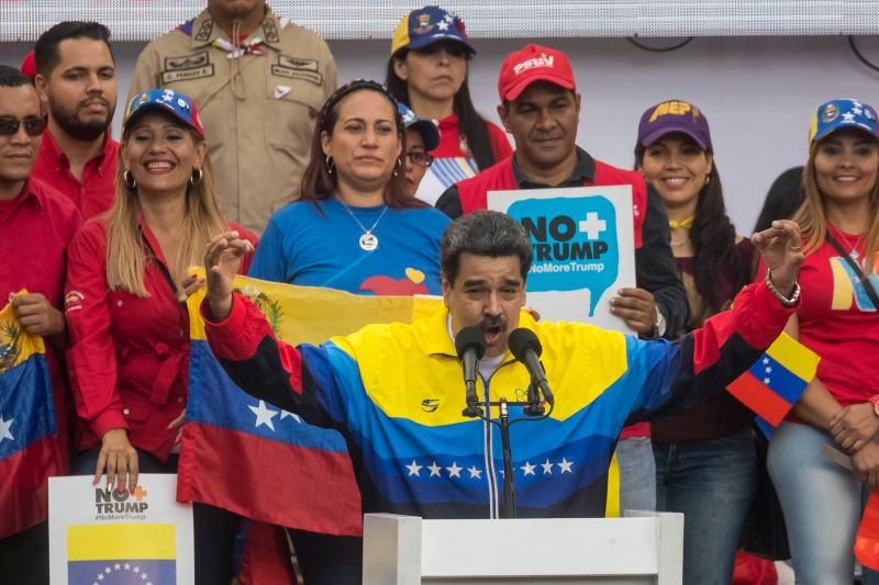 Venezuela retains political control after new US coercive measures