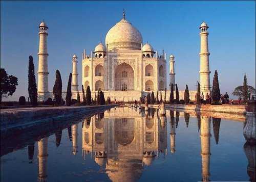 Quotes on Beautiful Taj Mahal