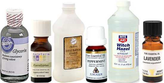 Simple Homemade Aftershaves for Men!