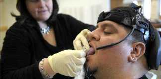 Tongue Piercing can Help Paralyzed Patients