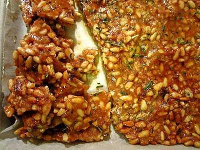 Amazing Pine Nuts!
