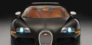 The New Bugatti Veyron!