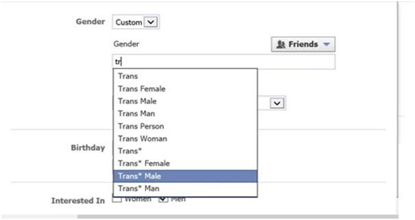 Facebook says, happy and gay, the way you want to stay!