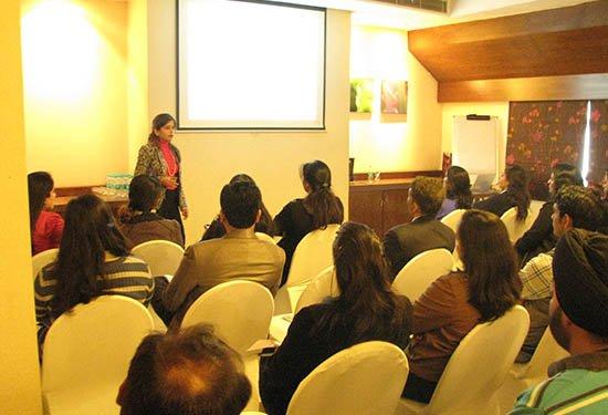 Dress for Success: Workshop by ICBI