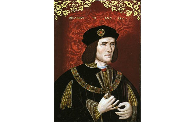 Richard III smiles back from the Grave