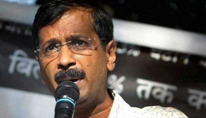 Kejriwal counters Modi with #MakeIndiaFirst campaign!