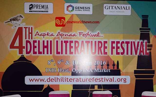 4th literature festival Delhi
