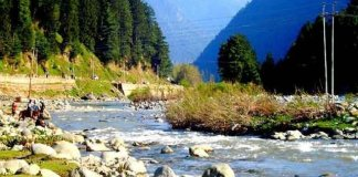 Kashmir witnessed hottest day after 76 years