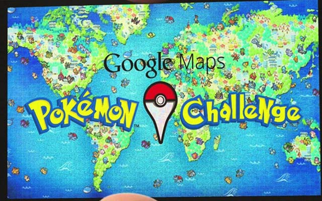 Find all Pokemon, gym and PokeStop near you with this handy map!