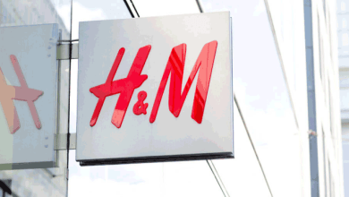 A welcoming advertisement by H&M
