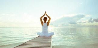 Yogic meditation can help you to deal with depression