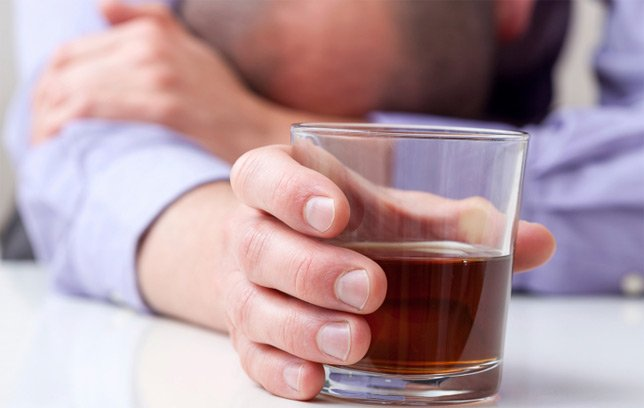 Alcohol has severe effects on Heart