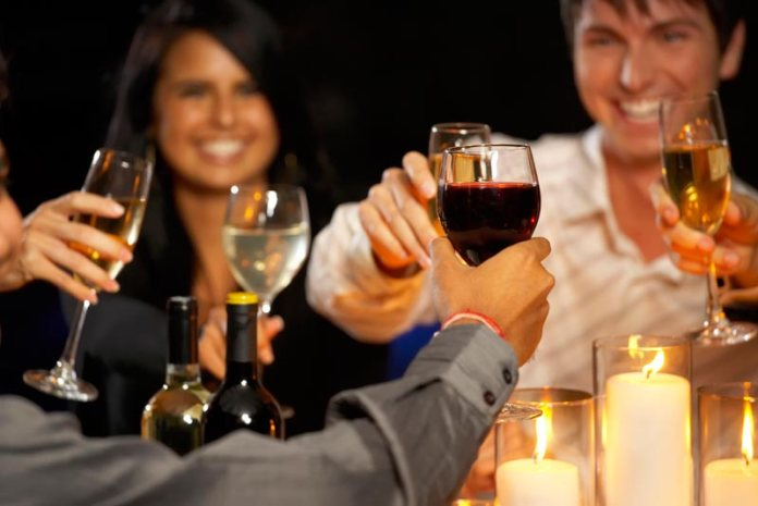 Little bit of alcohol could reduce risk of stroke!