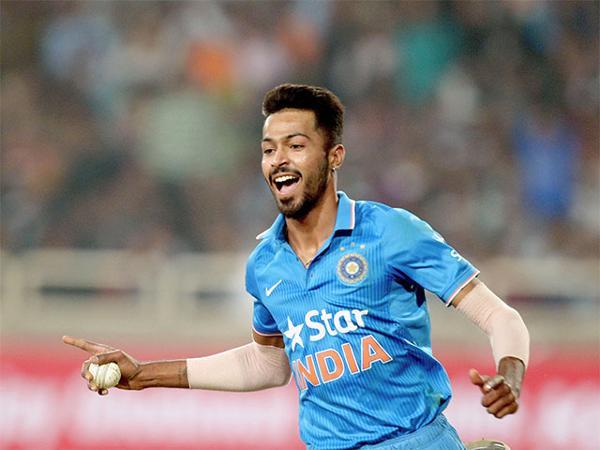 Hardik Pandya, Cricketer
