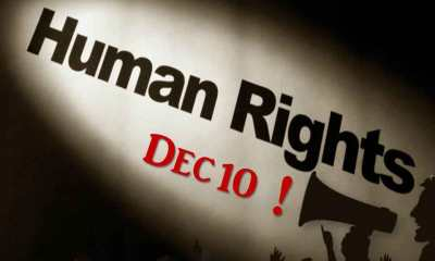 Human Rights Day, Representative Image