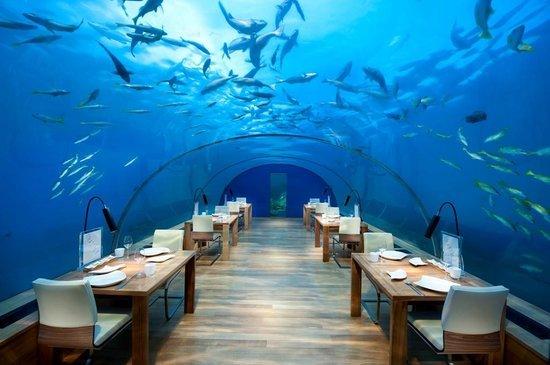 under-water-restruant