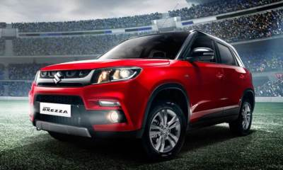 Maruti Suzuki Vitara Brezza bags 'Car of the Year' award