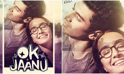 Have you seen the new poster of Ok Jaanu? Take a look here