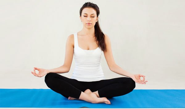 How to overcome stress and anxiety through Yoga?