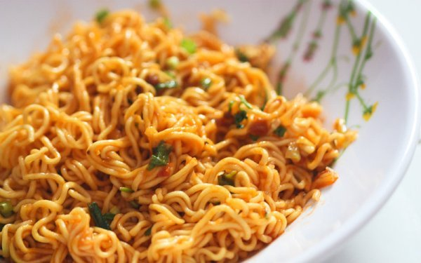 Egg Noodles, Representative Image