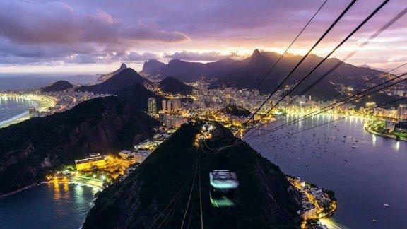 Insane beauty of Rio De Janeiro