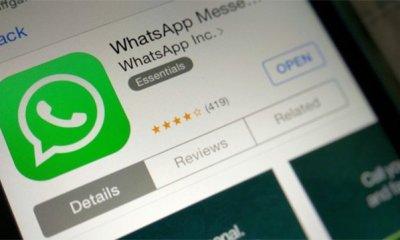 Whatsapp added a new option