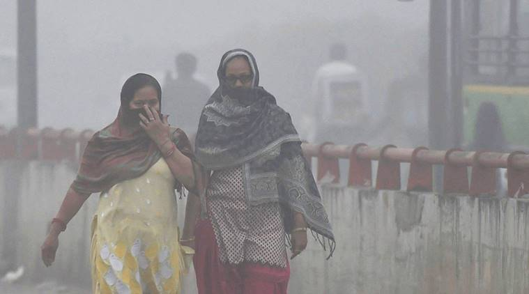 Gurugram- World's most polluted city