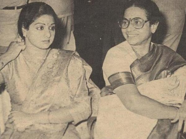 unseen pictures of Sridevi 2