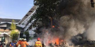 Sir Lanka Bomb Blast
