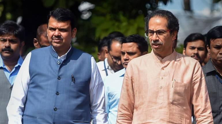 Shiv sena maharashtra election