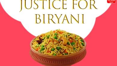 Justice for Biryani