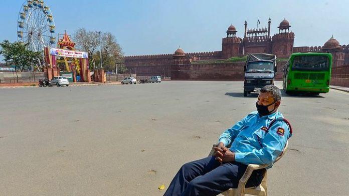 punishment for violating coronavirus lockdown in india