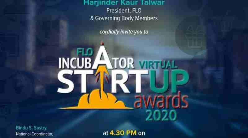 FLO Incubator Virtual Start-up Awards 2020