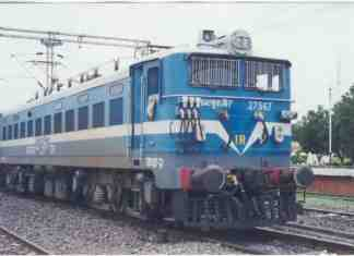 indian railways train punctuality