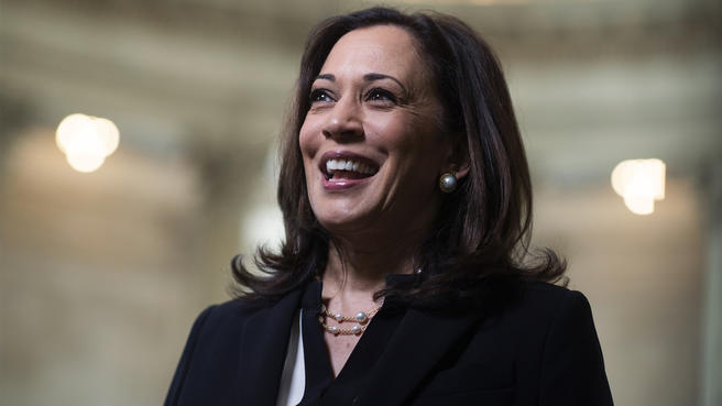 who is kamala harris