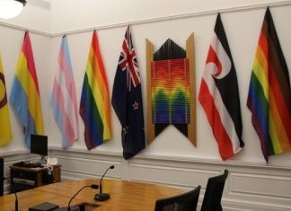 rainbow parliament nz