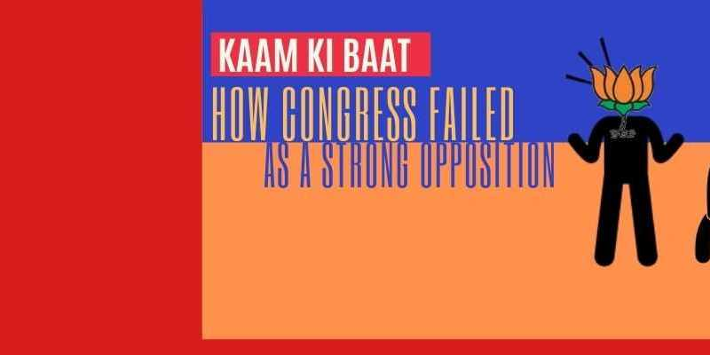 the fall of congress