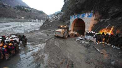 Uttarakhand Glacier Blast