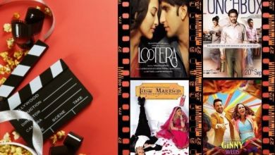 Romantic Bollywood Films