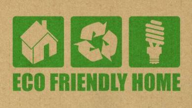 make your home eco-friendly.