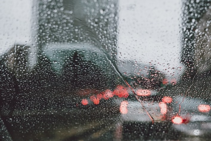 Eye Care Tips for Driving in the Rain