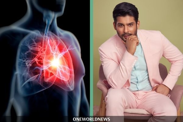 Sidharth Shukla died due to heart attack