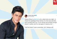heartwarming stories of meeting SRK
