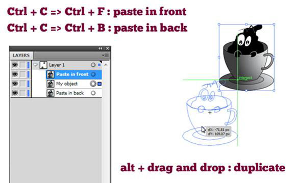 clip-image004 10 Tips to Improve Your Workflow and Work Faster in Illustrator