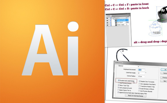 illustratorworkflow 10 Tips to Improve Your Workflow and Work Faster in Illustrator