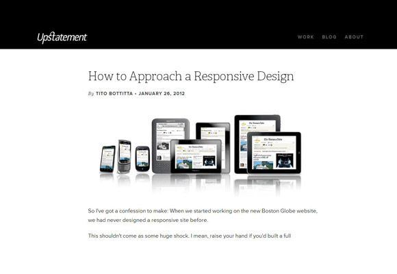 25 Kickass Responsive Web Designs for Inspiration