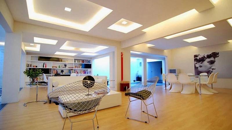 30 Creative LED Interior Lighting Designs