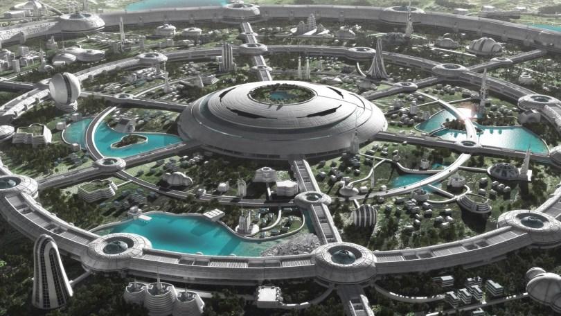 futuristic-paradise 34 Breathtaking Examples of Sci-Fi Art Found on Deviant Art