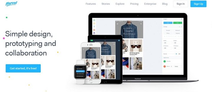 marvel The Importance Of Wireframes In Web Design And 9 Tools To Create Wireframes